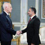 بعد الغنوشي والقروي وعبّو: رئيس الجمهورية يلتقي سيف الدين مخلوف