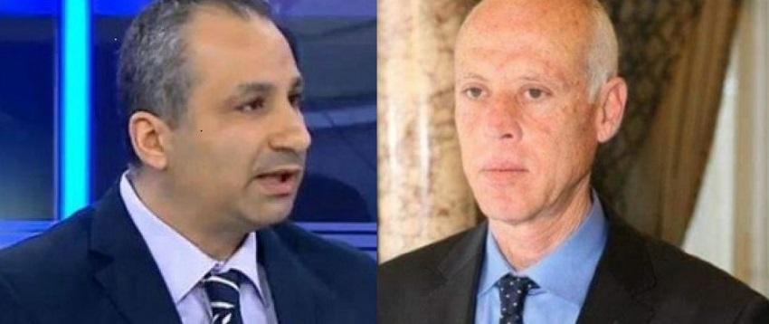 """محلّل إسرائيلي: """"سنطلب من فرنسا الضغط على قيس سعيّد ليغيّر موقفه منّا"""""""