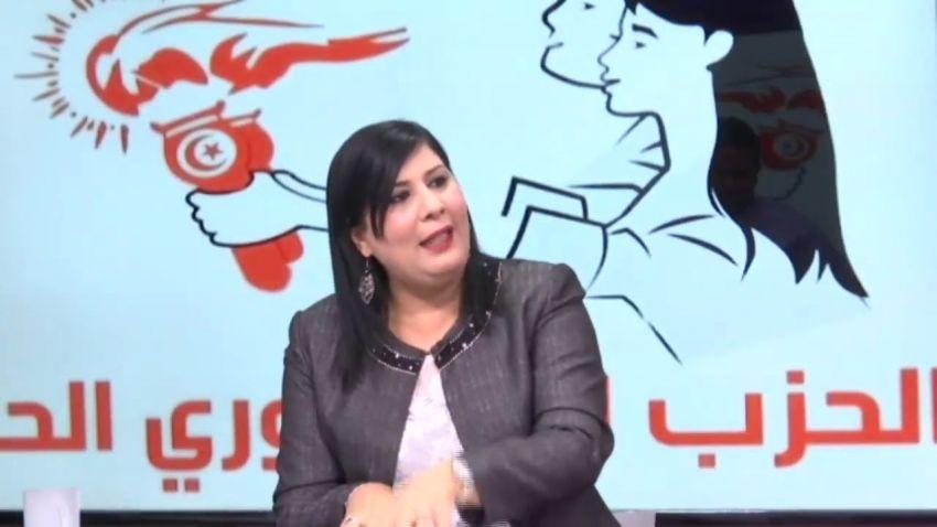رسمي: حزب عبير موسي يحتل المرتبة الاولى بالمنستير