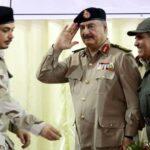 جيش حفتر: لا حوار سياسي قبل حلّ الميليشيات والقضاء على الإرهاب