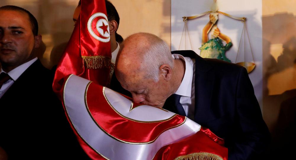 غزّة توجّه أوّل دعوة زيارة خارجية لقيس سعيد