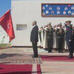 الناصر يُوسّم ثُلّة من إطارات وأعوان إدارة الأمن الرئاسي
