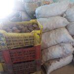 السواسي: حجز أكثر من 3 أطنان من البطاطا المهربة