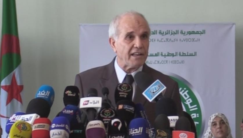 الجزائر: قائمة المترشحين للانتخابات الرئاسية