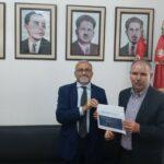 اتحاد الشغل يتسلم من النهضة مشروع وثيقة تعاقد الحكومة