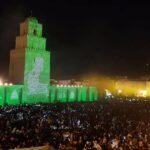 القيروان: مليون زائر في ذكرى الاحتفال بالمولد النبوي الشريف (صور)