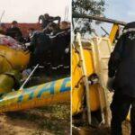 سكرة: سقوط طائرة مُداواة ومقتل قائدها