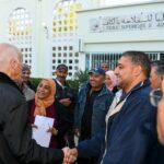 يومان بعد زيارة قيس سعيد : إقالة والي الكاف