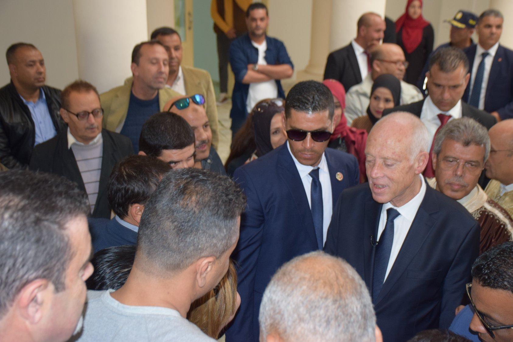 قيس سعيّد: الشباب لا ينتظر وزارات ولا مناصب