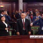 """الناطق باسم النهضة يصف حزب موسي بـ"""" اللاّحرّ واللاّدستوري """""""