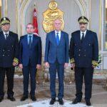 رئيس الجمهورية يُطالب الفوراتي بدعم الأمن بعدد من مناطق البلاد