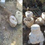سيدي بوزيد: حجز 17 قطعة أثرية