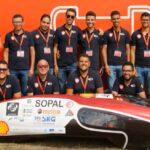 إنجاز لطلبة تونسيين: سيارة تقطع 337 كلم بلتر واحد من البنزين!