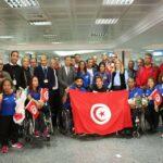 حصدوا 13 ميدالية 7 منها ذهبية : وزيرة الشباب والرياضة تستقبل أبطال تونس