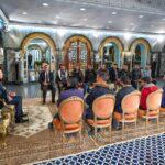 قيس سعيّد لشباب القصرين: الفقر والبؤس سبب تفشي الارهاب