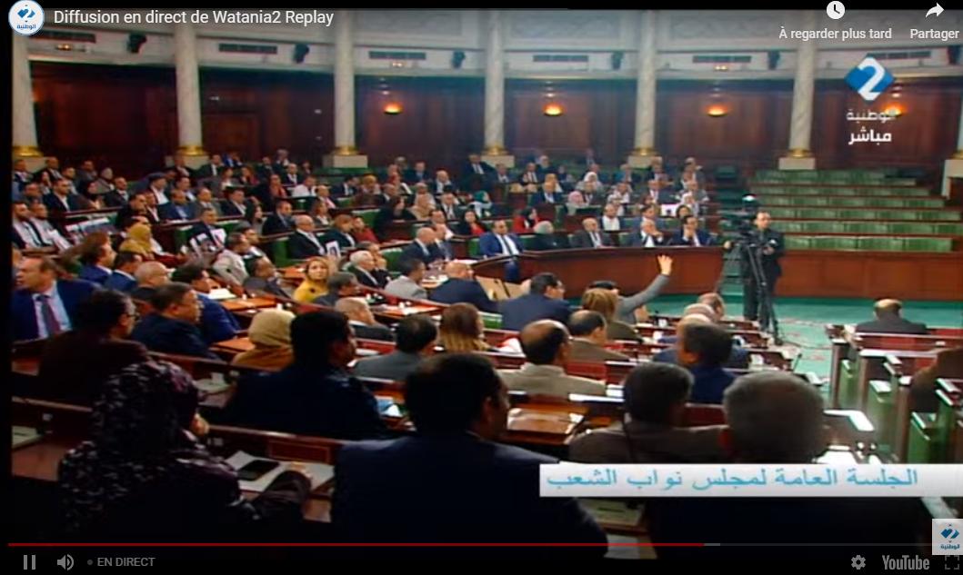 أول جلسة بالبرلمان: تغيّب 74 نائبا..والغنوشي يرفض التصويت بالأيدي