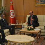 سفير الجزائر الجديد بتونس يسلم أوراق اعتماده لرئيس ديوان وزير الخارجية !