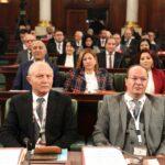 """شرف الدين : حصل الاتفاق..و """"قلب تونس"""" سينتخب الغنوشي لرئاسة البرلمان"""