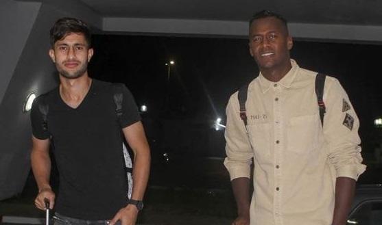اللاعبون المحترفون يتوافدون على تربّص المنتخب الليبي