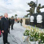 صور: رئيس الجمهورية يُحيي ذكرى استشهاد أبطال الأمن الرئاسي