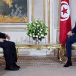 سعيد استقبل رئيسه: مجلس الدولة الليبي يدعو لمقاضاة الدول الداعمة لحفتر