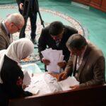 المرور لدور ثان لانتخاب النائب الثاني لرئيس البرلمان