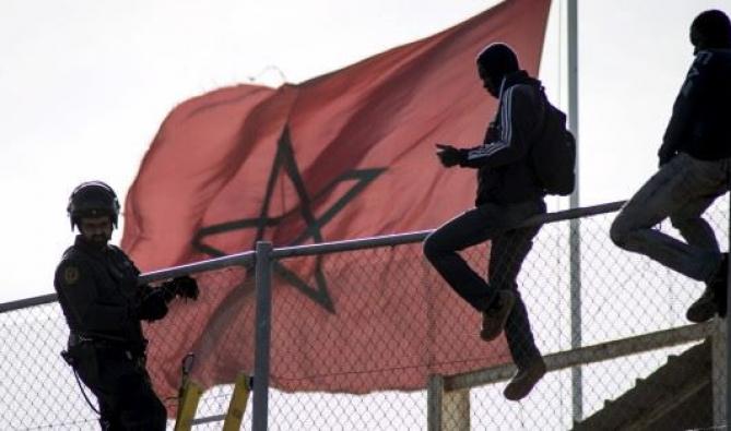 المغرب : ايقاف أكثر من 27 ألف شخص في سنة لحماية أوروبا