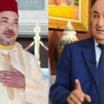 """العاهل المغربي يدعو رئيس الجزائر الجديد إلى فتح """"صفحة جديدة"""""""