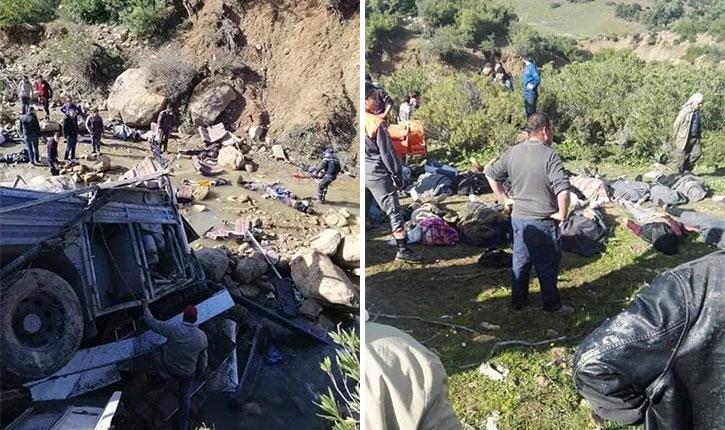 وزارة النقل تنفي تقرير منسوب إليها عن حادث الحافلة