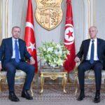 أردوغان: قررنا مع قيس سعيّد التعاون لدعم حكومة السراج بليبيا
