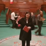 عبير موسي: الجلسات العامة لن تُعقد في صورة عدم اعتذار النهضة