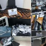 حجز 14 بندقية صيد بميناء حلق الوادي (صور)