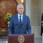 مرة أخرى قيس سعيّد بعيد عن خطاب رئيس جمهورية (فيديو)