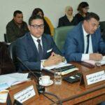 اللجنة المالية الوقتية تصادق على مشروع قانون المالية لسنة 2020