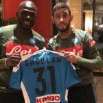 نجوم نابولي ينخرطون في حملة مساندة النادي الافريقي