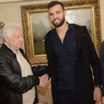 """مرتضى منصور للنقاز: """"إنت نصّاب ووصمة عار على تونس"""""""