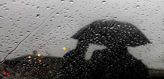 الليلة: أمطار رعدية ورياح قوية