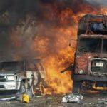 الصومال: أكثر من 90 قتيلا في انفجار شاحنة مُفخخة بالعاصمة