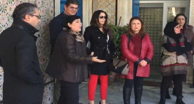 اعتصام كتلة الحزب الدستوري : مكتب البرلمان يدعو الطرفين الى تبادل الاعتذار ويُلوّح بإجراءات