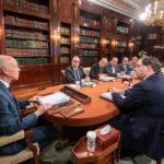 سعيد لمُمثلي القضاء: حريصون على ألاّ يتسلّل رجال السياسة لقصور العدالة