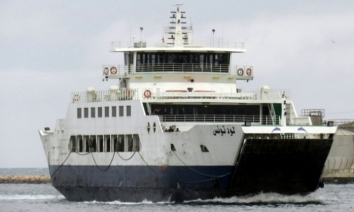"""وزارة النقل: """"لود تونس""""عاد الى ميناء صفاقس في الواحدة صباحا"""