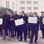 نقابة السلك الديبلوماسي تدخل في اعتصام مفتوح ببهو مقر وزارة الخارجية
