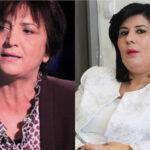 """سامية عبو لعبير موسي: """"وليت راس في البلاد ؟.. يا كلوشارة  """""""