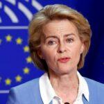 رئيسة المُفوّضية الأوروبية: هناك دول تُحاول تقسيم ليبيا