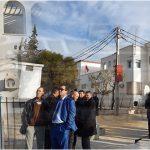 سيدي بوزيد : وقفات احتجاجية يومية لأعوان المالية