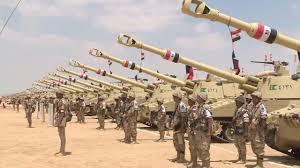 استدعت جيشيها الثاني والثالث : مصر تُعلن الاستنفار على حدودها مع ليبيا