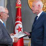 النهضة تدعو لتشكيل حكومة وحدة وطنية توافقية