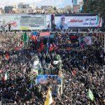 ايران: 35 قتيلا و48 جريحا في تدافع خلال جنازة سليماني