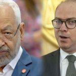 بعد لقاء الغنوشي بالفخفاخ: النهضة تُؤكد تمسّكها بحكومة وحدة وطنية