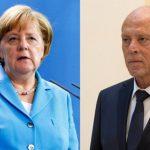 في اتصال هاتفي بسعيّد :ميركل تُعرب عن تفهّمها لمقاطعة تونس مؤتمر برلين